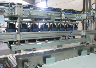 Panelgyártó szegező gyártósor 4