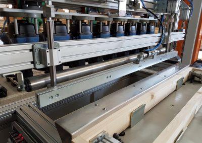 Panelgyártó szegező gyártósor 6